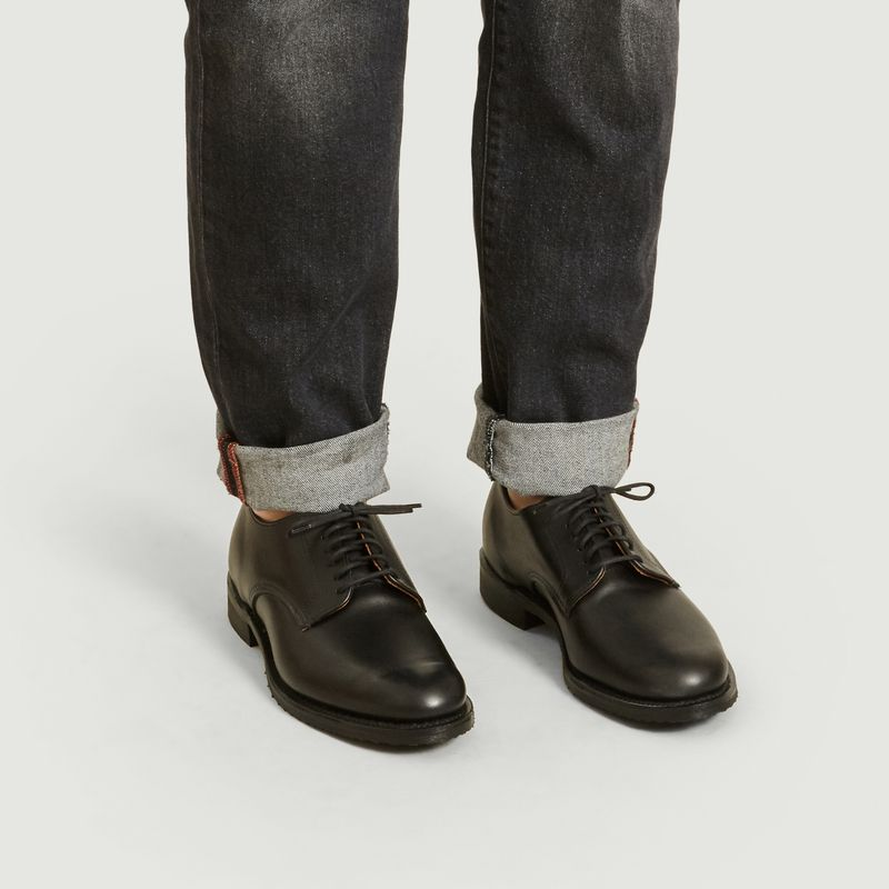 Derbies Williston Oxford Black Featherstone - Red Wing Shoes