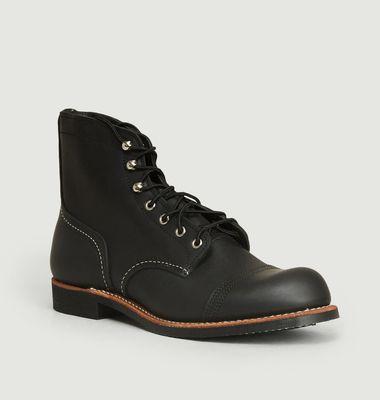 Boots Iron Ranger Black Harness