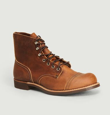 Boots Iron Ranger Copper Rough & Tough