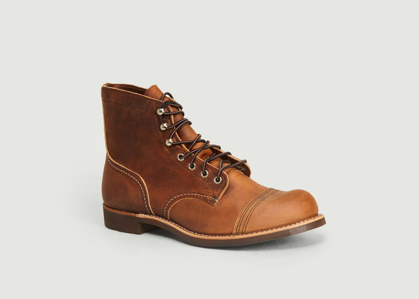 Boots Iron Ranger Copper Rough & Tough - Red Wing Shoes