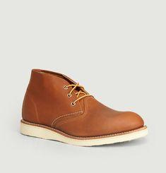 Boots Work Chukka Oro-iginal Camel