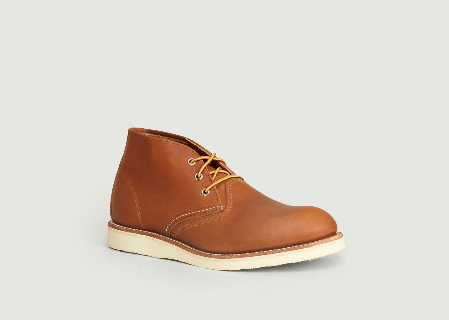 Boots Work Chukka Oro-iginal Camel - Red Wing Shoes