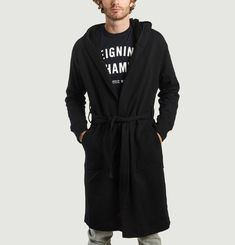 Midweight Terry Coat