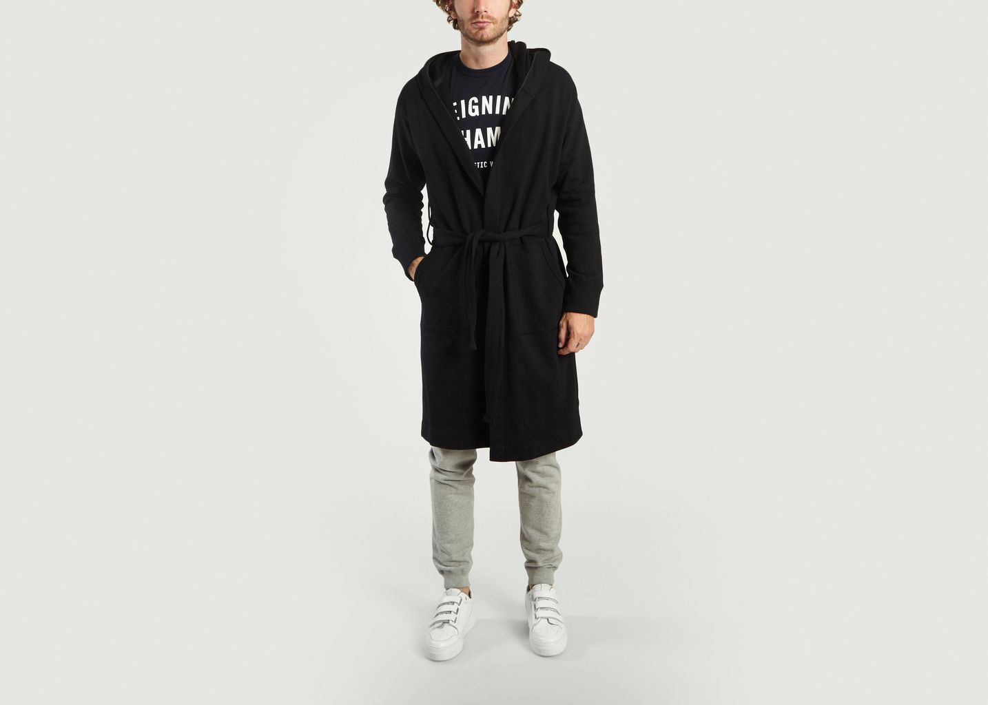 Veste Longue Hooded Midweight Terry - Reigning Champ