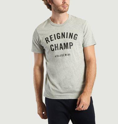 T-Shirt Gym Logo