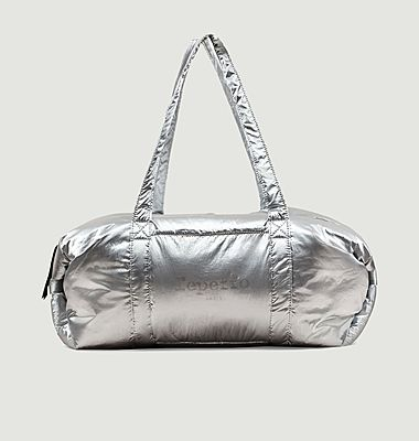 Grand Sac Polochon Argent