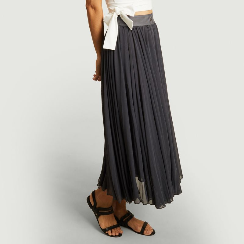 Jupe longue plissée - Repetto