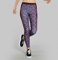 Rosetta Leggings