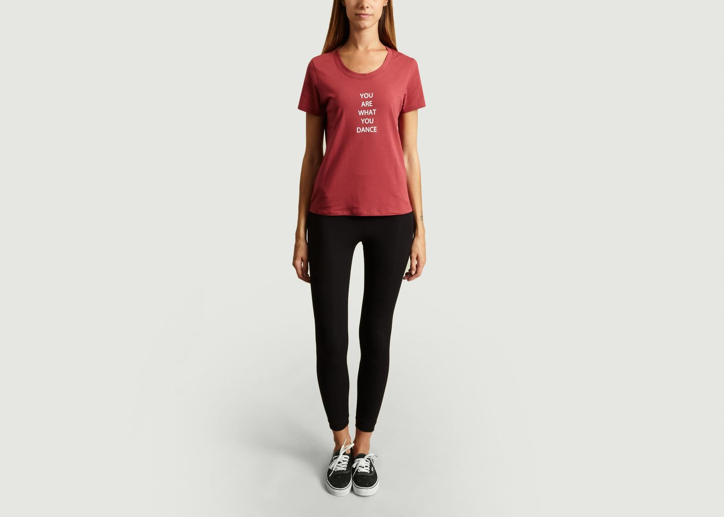 T-shirt You Are What You Dance - Repetto