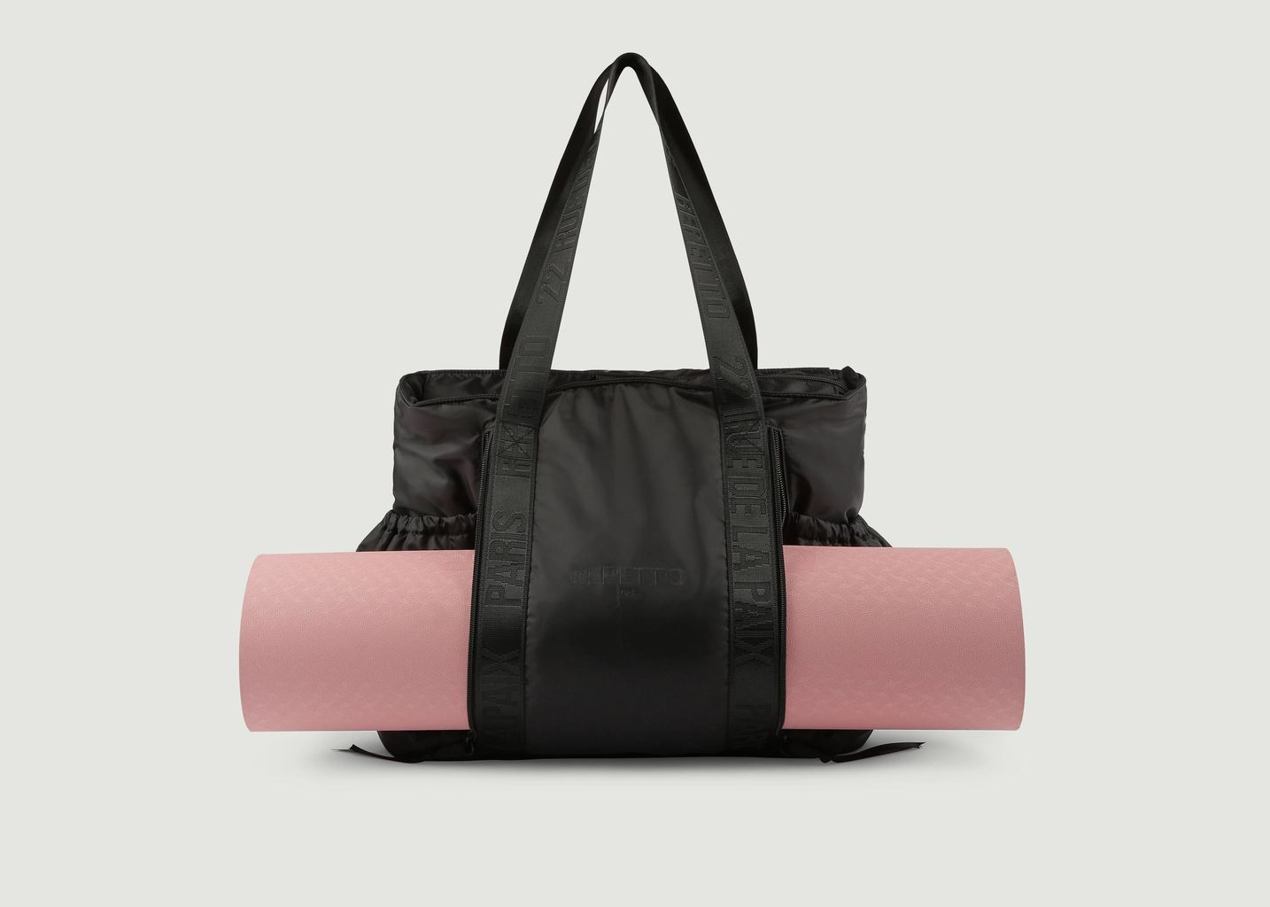 Grand Sac En Toile Asana - Repetto