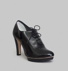 Elvire Heeled Derbies