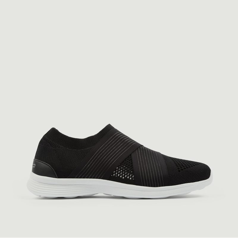 Sneakers en maille tricotée - Repetto
