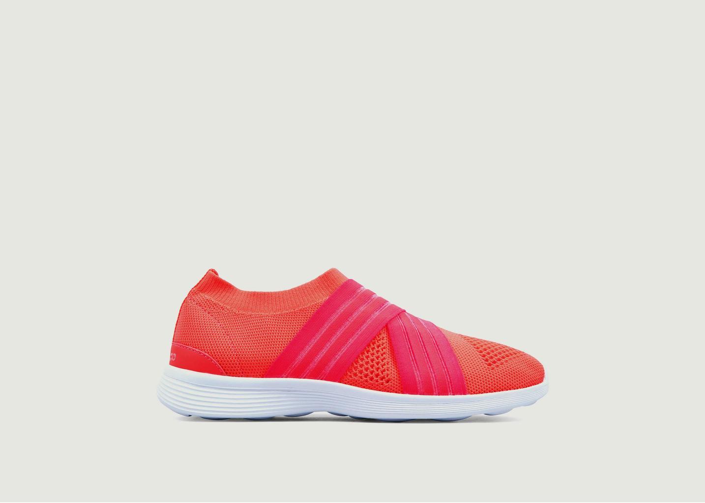 Sneakers en maille tricotée Dance - Repetto