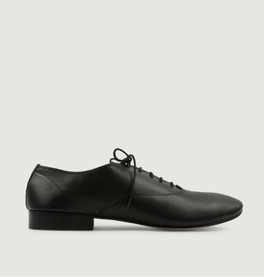 Zizi leather oxfords shoes