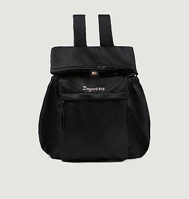 Soubresaut canvas backpack