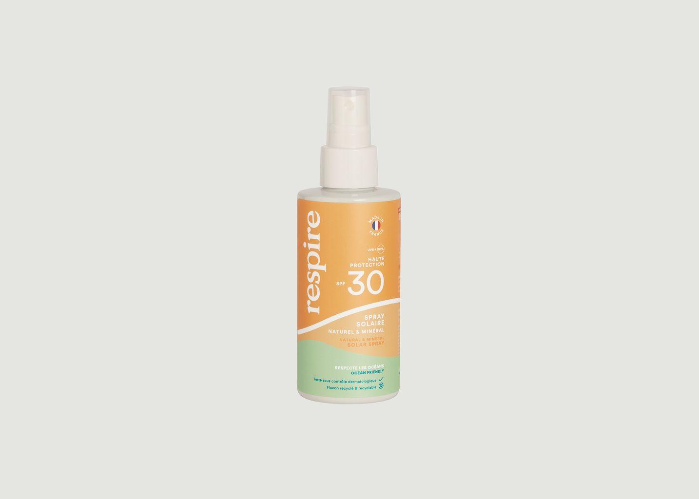 Spray Solaire SPF 30 120mL - Respire