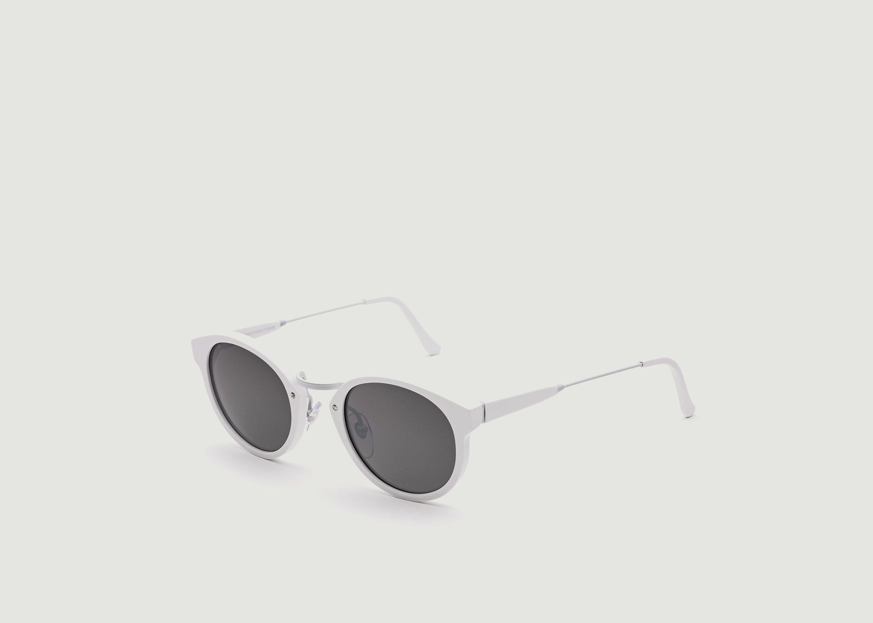 c3f239e2ec2bcd Panama Sunglasses RETROSUPERFUTURE Light Grey L Exception