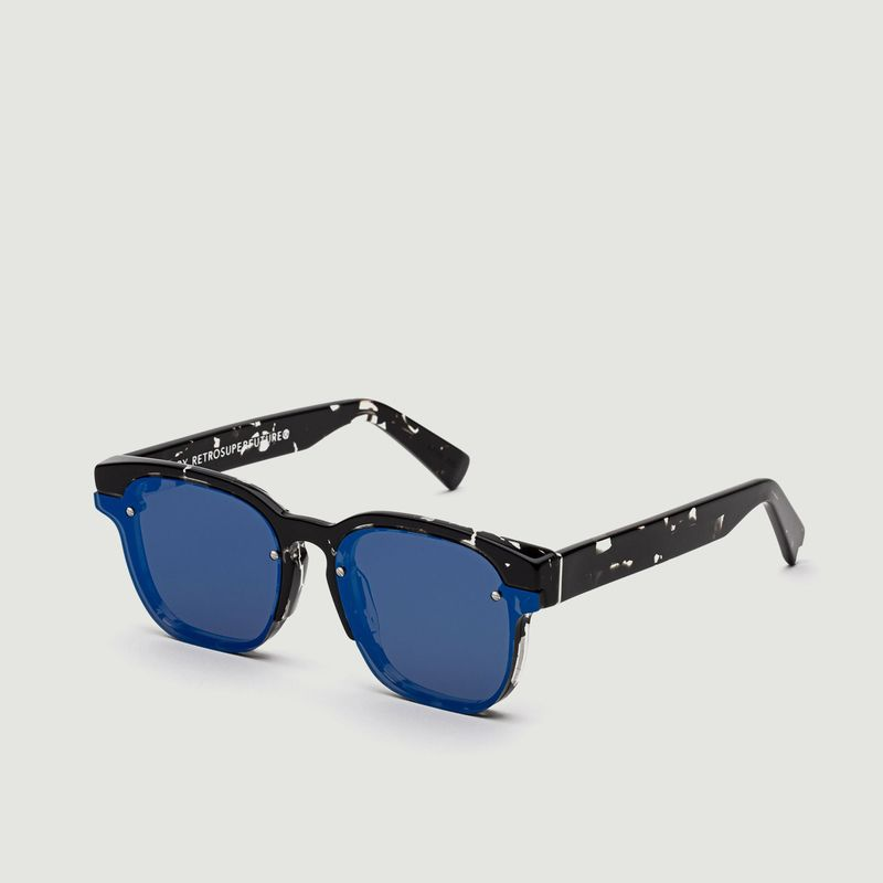 Solaires Euclid Blue Mirror  - RETROSUPERFUTURE