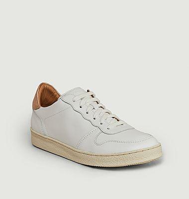 Sneakers 12 en cuir