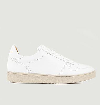 Sneakers en cuir N°12
