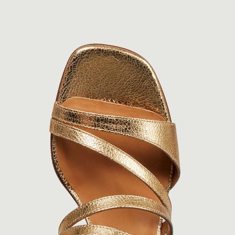 Sandales 653 en cuir  - Rivecour