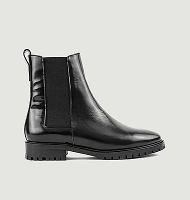 Chelsea boots en cuir N°500