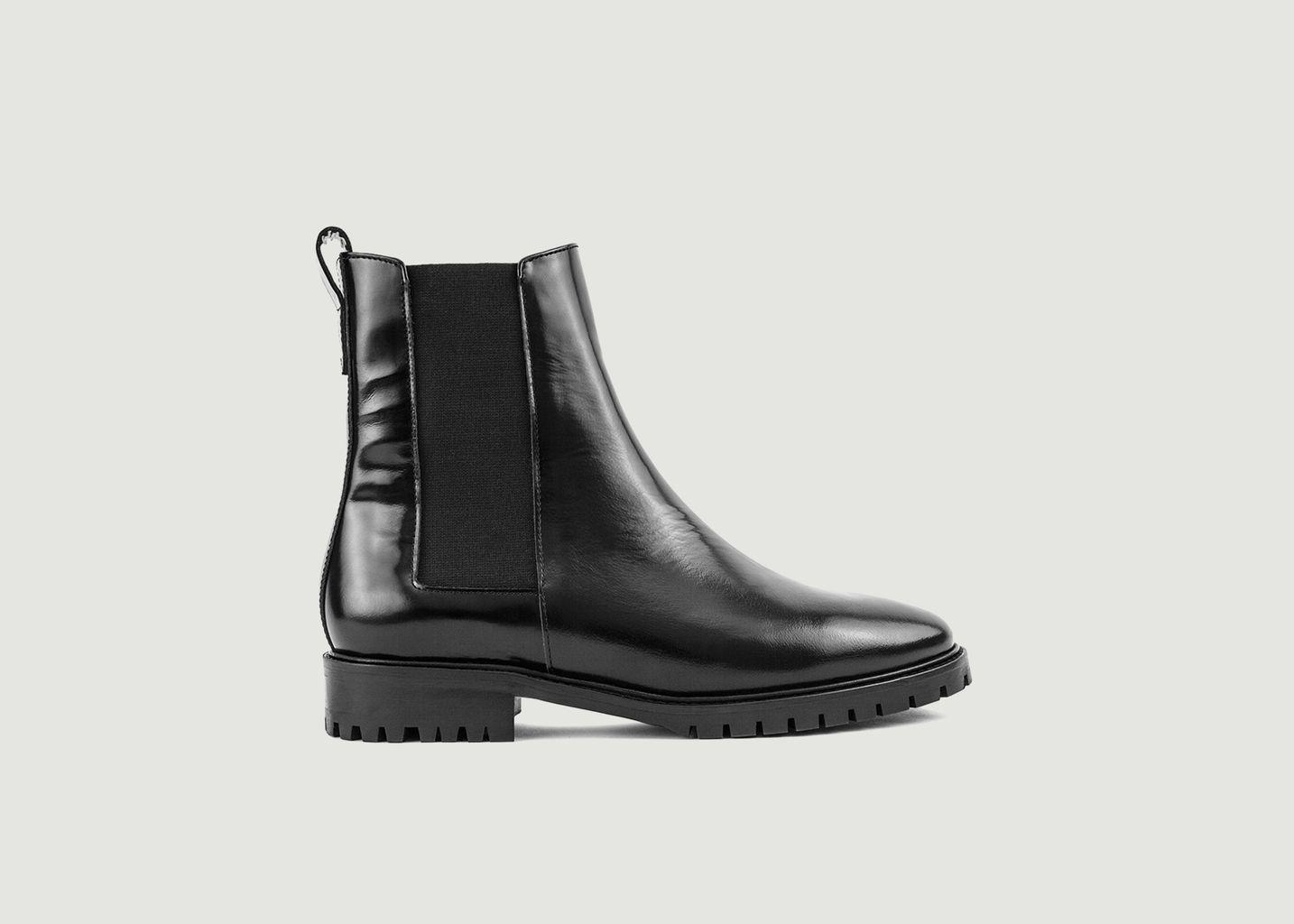 Chelsea boots en cuir N°500 - Rivecour