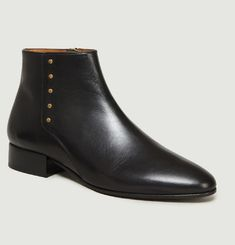 Bottines 136 Zippée