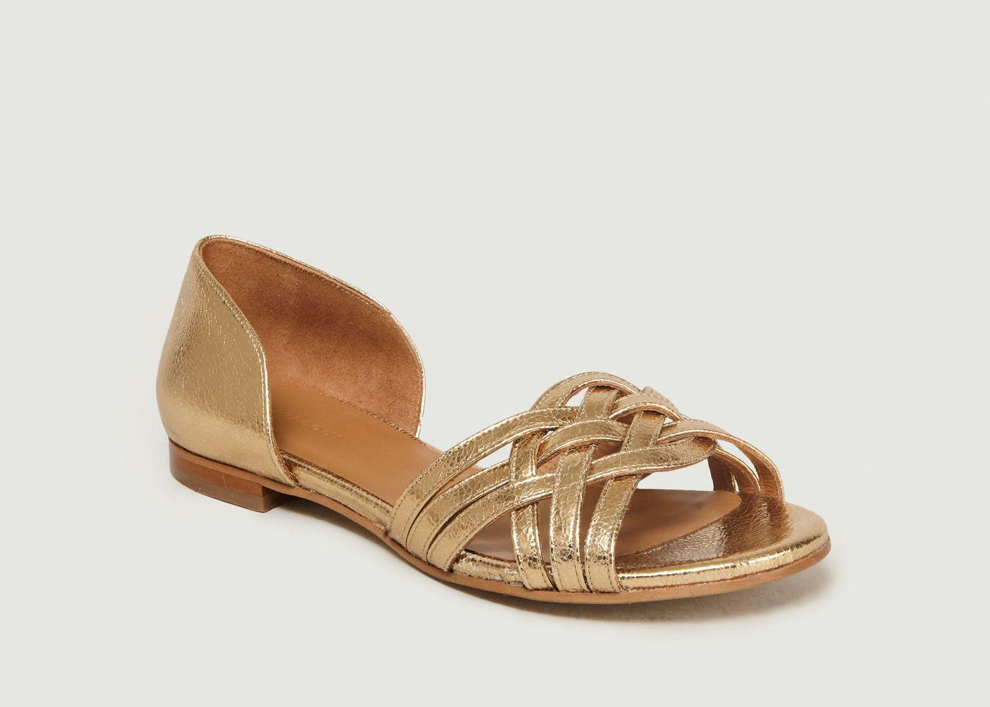 Sandales Tressées N°34 - Rivecour