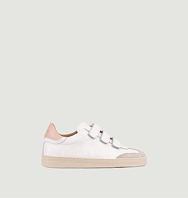 Sneakers 11 à scratchs