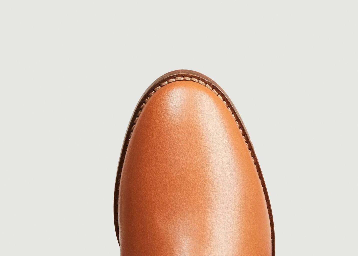 Chelsea boots en cuir  N°69 - Rivecour