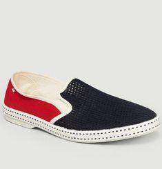 Chaussures France en Toile