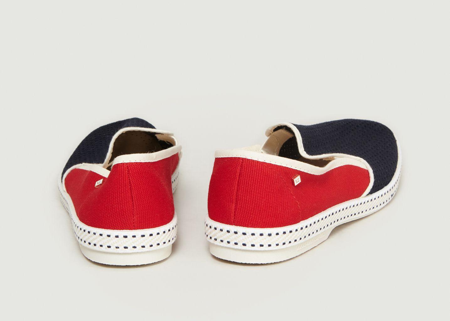 Chaussures France en Toile - Rivieras