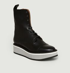 Bottines Bloc Micro British