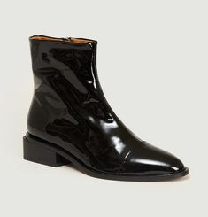 Bottines Vernies Xaviere