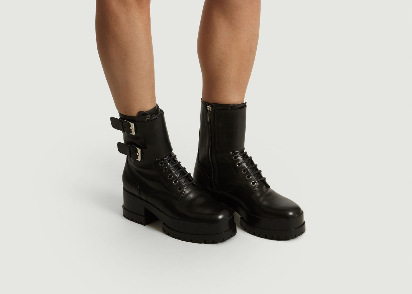 Bottines Boucle Commando Willy 2 - Clergerie
