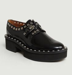 Bridget Eyelet Derbies