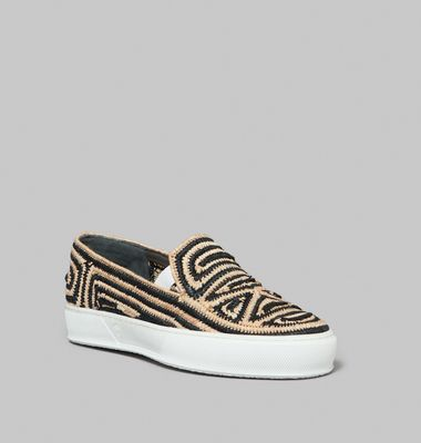 Slip On Tribale