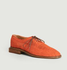 Woven Joy Derbies