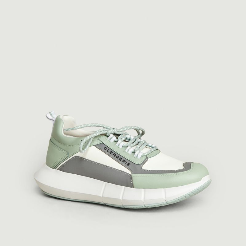 Sneakers en cuir Sea4 - Clergerie