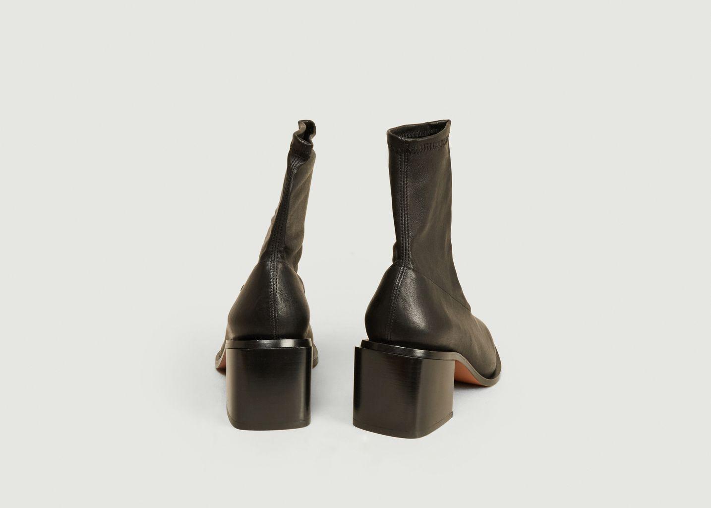Bottines en cuir Xia4 - Clergerie