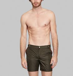 Maillot de Bain Oxford Long