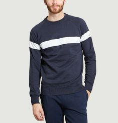Chest Stripe Sweatshirt
