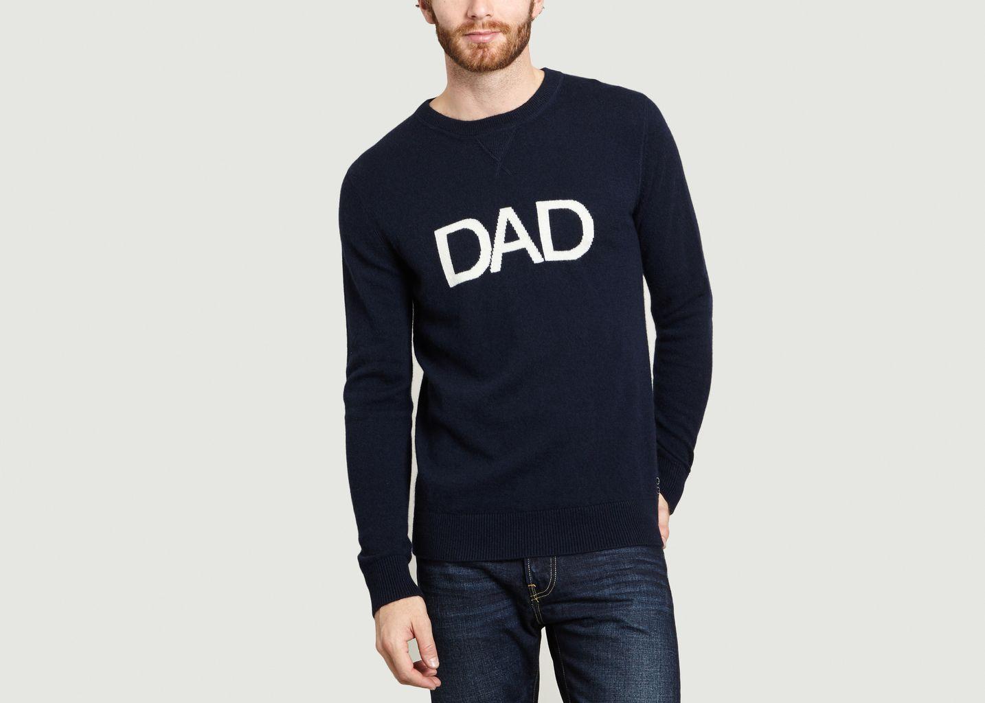 Cashmere Dad Jumper - Ron Dorff