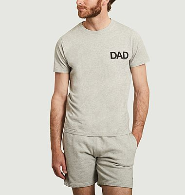 T-shirt Dad en coton biologique