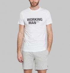 T Shirt Working Man