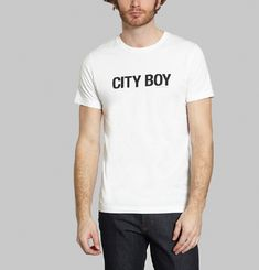 T-shirt City Boy