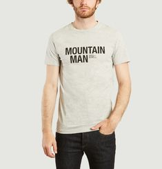T-Shirt Mountain Man