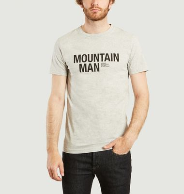 T-Shirt Mountain Man