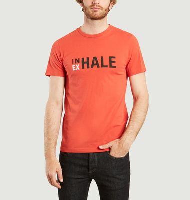 T-Shirt In Ex Hale